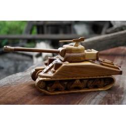 Teak Army Tank