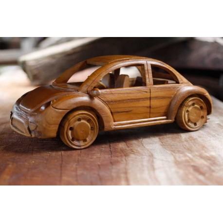 Teak Bug Car