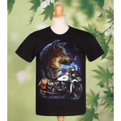 Evening Rider T Shirt