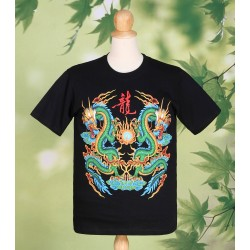 Lucky Dragons T Shirt