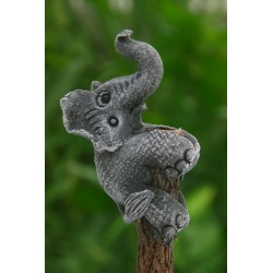 Elephant Grey Pencil (set of 6)