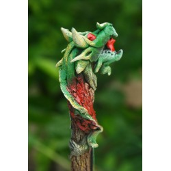 Dragon Green with Red Pencil (set of 6)