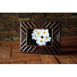 Standing Teak Picture Frame 4x6 STPF 4013