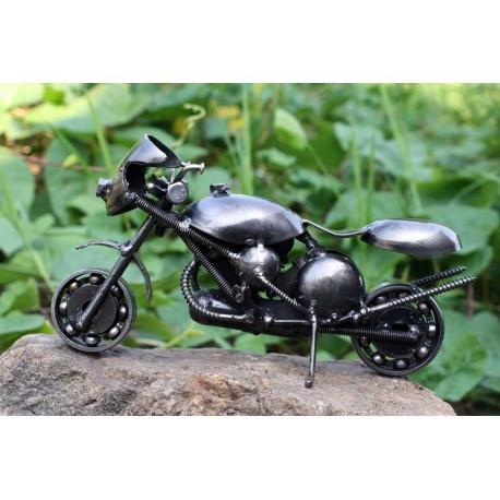 22 cm Scrap Metal Street Bike