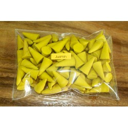 100 gm Jasmine Incense Cones