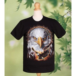 Defying Eagle T Shirt