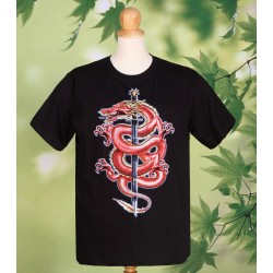 Dragon Sword T Shirt