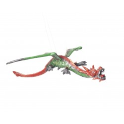 Red and Green Dragon Mobile