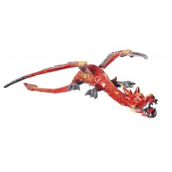 Red and Orange Dragon Mobile