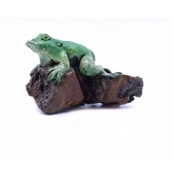 Frog Sculpture Statue Figurine 4 Inch