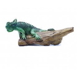Chameleon Lizard Reptile Sculpture