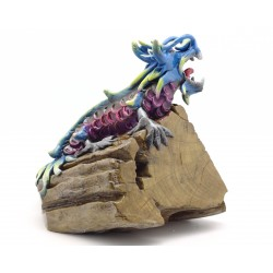 Dragon Climbing Driftwood Teak