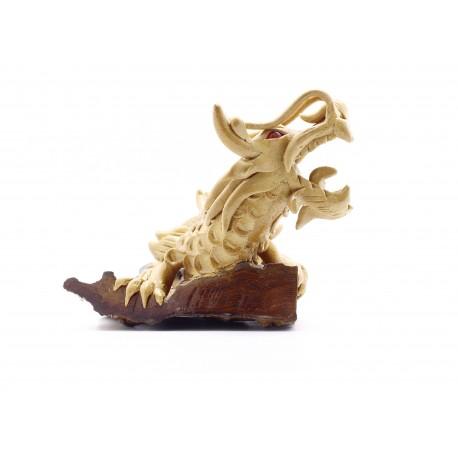 Flat Driftwood Dragon