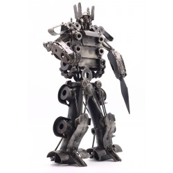 Optimus Prime Scrap Metal Transformer
