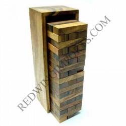 Jenga Wooden Game