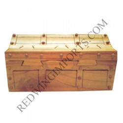 3D Jigsaw Puzzle Treasure Chest